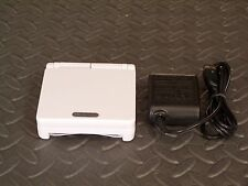 Nintendo Game Boy Advance SP Pearl White Handheld System AGS001