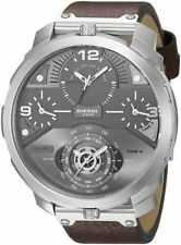 Diesel Machinus Analog Grey Dial Men's Watch - DZ7360