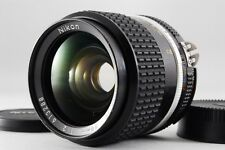 【B V.Good】 Nikon Ai-S NIKKOR 28mm f/2 Prime MF Lens for F Mount From JAPAN #1705