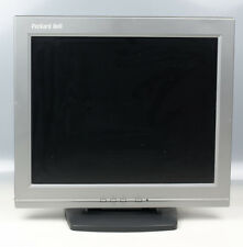 "17"" LCD Monitor Packard Bell NEC SlimView 700, supply 12VDC/240VAC"