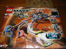 Lego Life on Mars Aero Tube Hanger 7317 Opened ,Not Complete