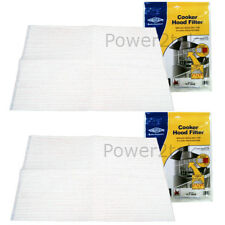 2 x Zanussi Cooker Hood Extractor Vent Grease Filter Saturation Indicator NEW