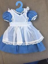 Mary Hoyer Alice In Wonderland Vintage Tagged Outfit 1950's