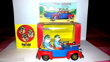 AUTO BANDA BASSOTTI-BEAGLE BOYS CAR - 1:43  POLISTIL  POLITOYS W 9- IN BOX