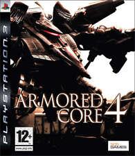 Armored CORE 4 ps3 * in ottime condizioni *