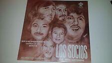 LOS SOCIOS DE SAN ANTONIO TEX MEX TEJANO SUNNY OZUNA 711 LATIN USA LP SEALED