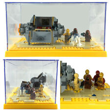 lego Star wars friends city techni display case mini figures sets birthday gift