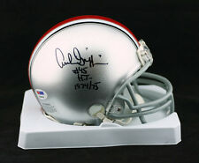 Archie Griffin SIGNED Ohio Buckeyes Mini Helmet +HT 1974/75 PSA/DNA AUTOGRAPHED