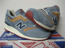 New Balance 997 Distinct Weekend Bag Made in USA Blue Gold Red Sz 8 M997DOL