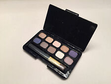 Estee Lauder Pure Color Eyeshadow 10 Shades 18 Sepia Sand/26 Iridescent Violet