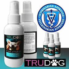 Dental Spray For Dogs, Breath Freshener (4 oz) TruDog Spray Me Dog