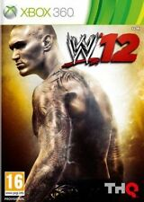 Xbox 360 - WWE '12 (2012) **New & Sealed** Official UK Stock