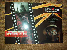 Winston Churchill's Britain At War Experience Pamphlet