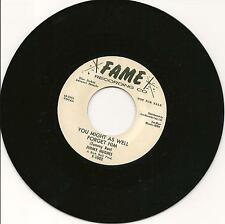 JIMMY HUGHES - Everybody lets dance - NORTHERN SOUL 7'' 45rpm  LISTEN!!!