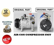 FOR BMW 118D N47D20C ENGINE 2010  NEW AIR CON CONDITION COMPRESSOR UNIT COMPLETE