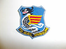 b8071 RVN Vietnam Air Force pocket Patch To Quoc KhomgGian hnd IR7C