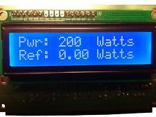LCD SWR RF POWER METER with SWR Protection