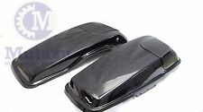 "CVO Style  5"" x 7""  Speaker Lids for Harley Touring Hard Saddlebags Saddle bags"