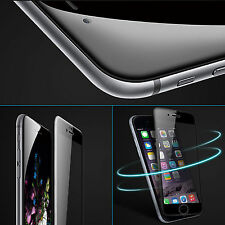 3D Curved Full Cover Tempered Glass Screen Protector for iPhone 6s Plus - Black