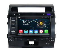 Toyota Land Cruiser 200 (2008-2012) Android 4.4.2 car gps maps download TYT-8102