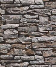 Ladrillo de piedra pizarra fotográfico-Arthouse marroquí Pintado Pared 623000