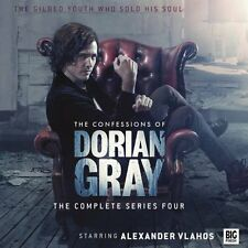The Confessions of Dorian Gray (The Complete Series Four) New Audio CD Book Alex