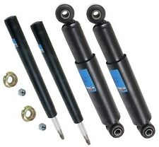 Volvo 240 90-93 Front & Rear Suspension KIT Shocks Struts Sachs Super Touring