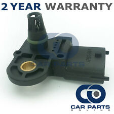 FOR OPEL VECTRA C 2.2 DTI DIESEL (2002-04) MAP MANIFOLD ABSOLUTE PRESSURE SENSOR