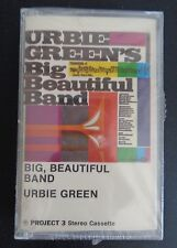 Big Beautiful Band by Urbie Green (Cassette, Sep-1993, Project 3) Free Ship NEW