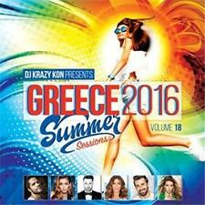 Greece 2016 Summer Sessions Volume 18 cd new release  25/11/2016