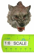 Phicen Little Red Riding Hood Wolf Head 1:6th Scale Accessory