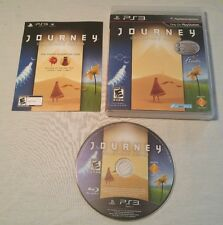 Journey - Collector's Edition - Playstation 3 Game PS3 - TESTED & WORKING