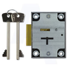 Lowe & Fletcher 2802 Safe Lock 7 Lever Dead Bolt