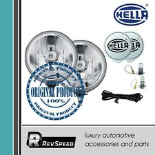 Hella Comet FF500 Spotlight Halogen Lights Set Kit Ref.17,5 x2 1F6 010 952-821