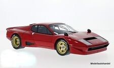Ferrari 365 GT4 BB Competizione Plain Body Version / goldene Felgen  1:18 CMF