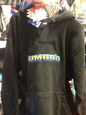UMBRO PRO TRAINING hoody  IN BLACK 36/38  INCH BNWLat £15  FLEECE TOP