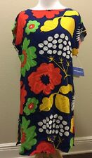 Marimekko for Target Women's Tunic / Shift Market Dress Kukkatori Size XS NWT