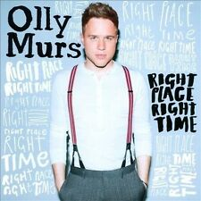 Right Place Right Time by Olly Murs (CD, Nov-2012, Epic (USA))
