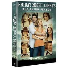 Friday Night Lights - The Third Season (DVD, 2009, 4-Disc Set)