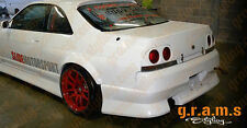 Nissan Skyline R33 Carbon GTR Style Rear Fenders +50mm for Wide Body Kit v4