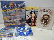 Mig Alley PC CD-ROM 1999 Big Box Sim Of The Year