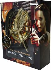 The Hunger Games - Catching Fire   (Blu-ray and DVD Combo)   New   Fast  Post