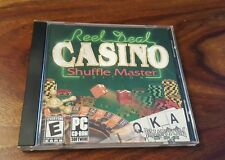reel deal casino shuffle master edition  pc cd-rom