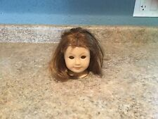 American Girl Felicity Head, Wig no Eyes Great For Customs or Repair