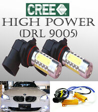 TMZ 2 pcs 9005 HB3 High Beam Only CREE LED Projector bulbs DRL High Power Z2626