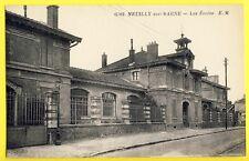cpa France 93 - NEUILLY sur MARNE (Seine Saint Denis) Les ÉCOLES Asile