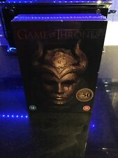 GAME OF THRONES - SEASONS 1 - 5 COMPLETE BOX SET 2016 EDITION ALL 50 EPISODES BN