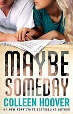 Maybe Someday Hoover, Colleen Books-Good Condition