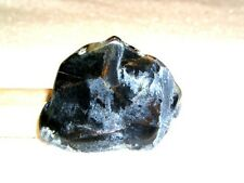 Pietersite blue polished Namibia all natural Rare 1.5x1 inch c24