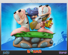 First4Figures Worms2: Armageddon Diorama EXCLUSIVE MINT IN BOX